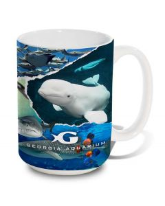 GAQ Collage Mug