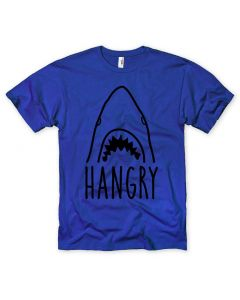 Adult Hangry Shark Tee